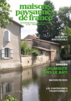 Tout savoir sur la gestion de l'humidité dans le bâti ancien avec la revue MPF n°203