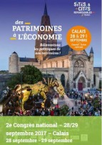 2e Congrès de Sites & Cités : quelle place pour les patrimoines en 2017 ?