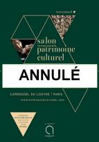 Annulation de l'édition 2020 du salon du patrimoine