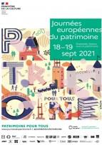 Journées Européennes du Patrimoine :  38e  édition