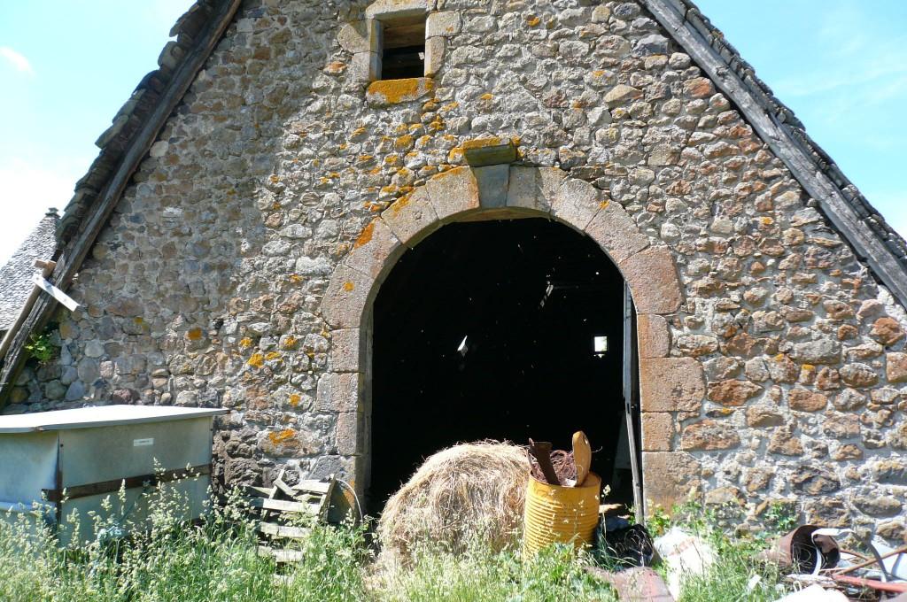 La Borie-Haute, grange