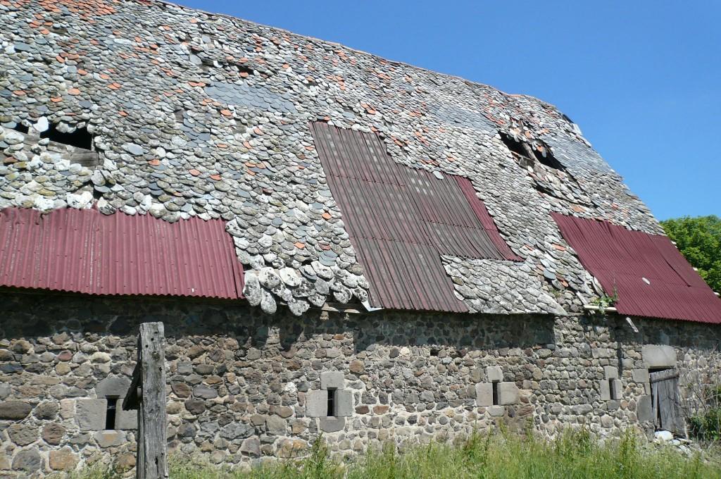 Grange de la Borie-Haute en 2009.