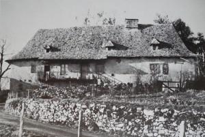 """""""Maison du Sud Cantal"""", in Baritou, 1975, p.84."""