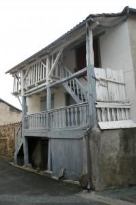 Molompize, vallée de l'Alagnon.