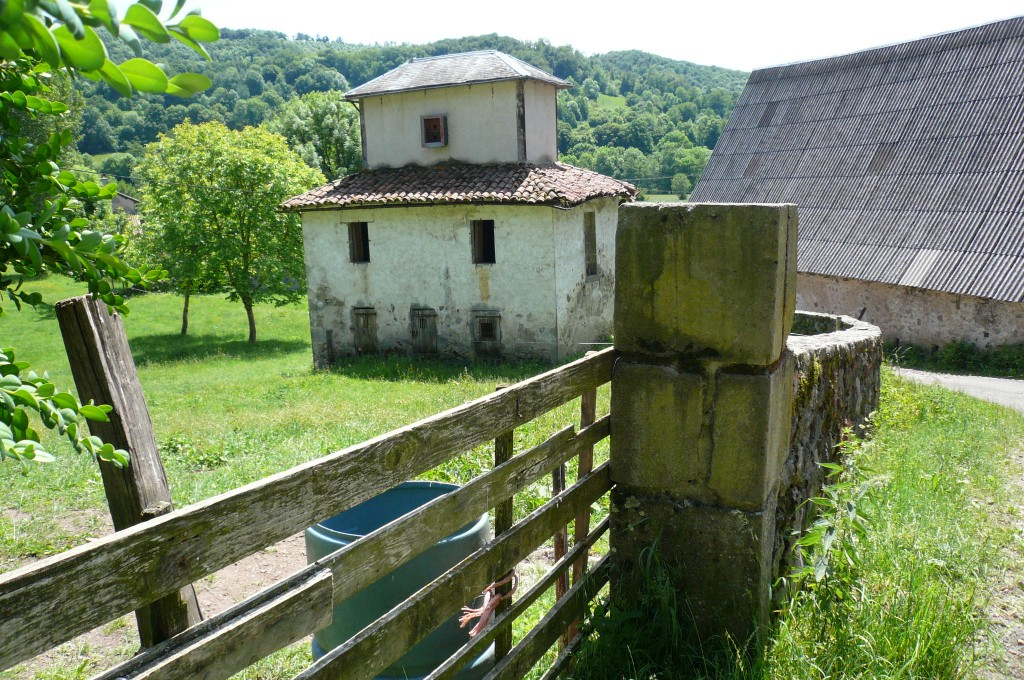 Le Martinet, pigeonnier